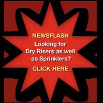 Residential & Domestic Fire Sprinklers : Sprinklers Direct